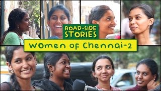 Download Women of Chennai: Part 2 - Road Side Stories | Put Chutney Video