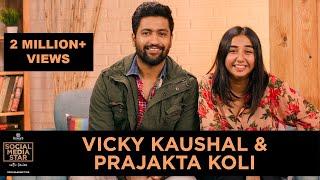 Download 'Social Media Star with Janice' E01: Vicky Kaushal and Prajakta Koli Video