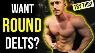 Download Shoulder Workout For SIZE & SHAPE Video