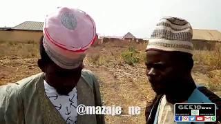 Download Musha Dariya Sun Hadu da Fatalwa A Baƙabarta Mazajene Comedy Video