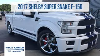 Download 2017 Shelby Super Snake F-150 | 750hp SUPERCHARGED | For Sale Video