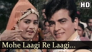 Download Mohe Laagi Re Laagi | Suhaag Raat Songs | Jeetendra | Rajshree | Lata Mangeshkar | Filmigaane Video