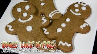 Download Super Easy Gingerbread Men Cookies Recipe ! Video