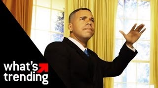Download Obama Style (Psy Gangnam Style Parody) Feat. Smooth-E and Alphacat 강남스타일 Video