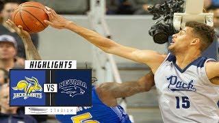 Download South Dakota State vs. No. 7 Nevada Basketball Highlights (2018-19) | Stadium Video