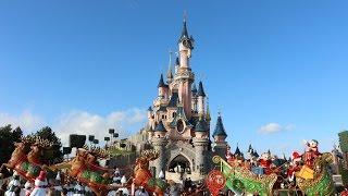 Download Disney's Christmas Parade - Disneyland Paris 2016 Video
