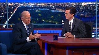 Download Vice President Joe Biden Interview, Part 2 Video