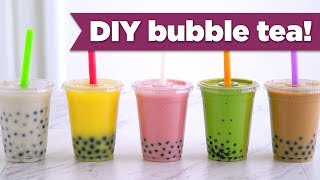 Download DIY Boba / Bubble Tea! Healthy Recipes - Mind Over Munch Video
