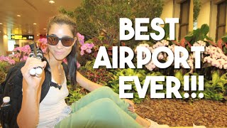 Download The Nicest Airport in the World! (Changi Airport - Singapore Travels) Video