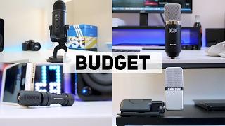 Download Best BUDGET YouTube Microphones 2017🎤! Video