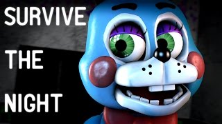 Download [SFM FNAF] Survive the Night - FNaF 2 Song by MandoPony [5K SUBSCRIBERS!] Video