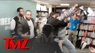 Download Gucci Mane Stands His Ground When Fur Protesters Attack | TMZ Video