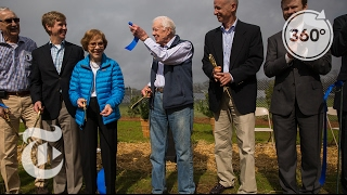 Download Jimmy Carter: From Peanuts to Solar Panels | The Daily 360 | The New York Times Video