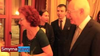 Download Gürel Ailesi, Patrik Bartholomeos'u Evlerinde Ağırladı Video