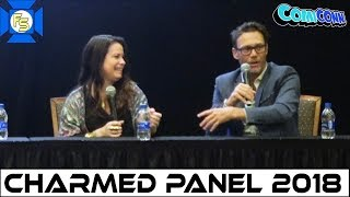 Download Charmed Panel (Holly Marie Combs, Brian Krause) - ComiCONN 2018 Video