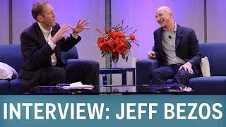 Download Interview: Amazon CEO Jeff Bezos Video