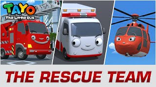 Download [Meet Tayo's Friends] #2 The Rescue Team Video