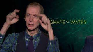 Download How Doug Jones Became Amphibian Man in THE SHAPE OF WATER Video