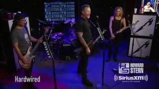 Download Metallica ″Hardwired″ Live on the Howard Stern Show Video
