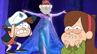 Download Grunkle Stan sings Let It Go (Ft. Dipper and Mabel) Video