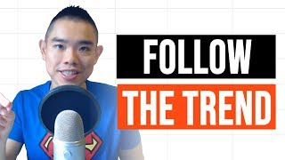 Download Price Action Trading: How to Identify and Follow the Trend (My Secret Technique) Video