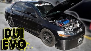 Download DUI EVO - 1000+hp BACK HALF Monster! Video