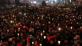 Download Protests erupt as South Koreans demand president resigns Video