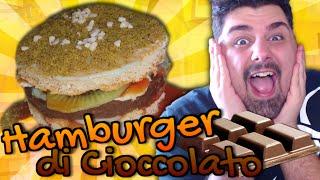 Download HAMBURGER DI CIOCCOLATO - Papà in cucina! Video