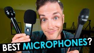 Download Best Microphone for Interviews — 3 Best Handheld Microphones Video