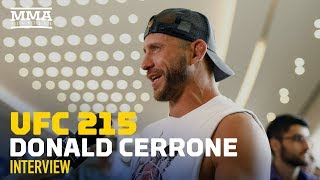 Download Donald Cerrone Says He Has Never Heard of Next Opponent Darren Till - MMA Fighting Video