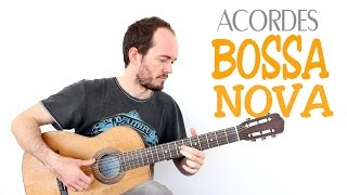 Download Cómo tocar Acordes Sensuales con Bossa Nova - Guitarra acústica española Video