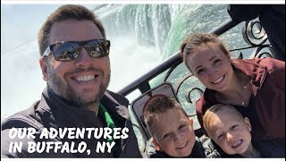 Download Our Adventure in Buffalo, NY | April 2018 Video