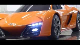 Download PassoCorto - The generation Y sports car for Hyundai Video
