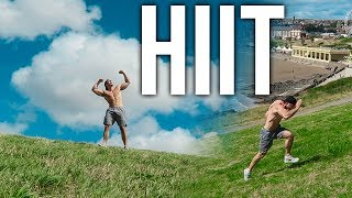 Download HIIT: Hill Sprints for SHREDS Video