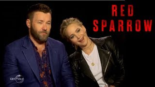 Download Joel Edgerton Calls Jennifer Lawrence the Best He's Ever Seen Without Clothes Video