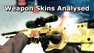 Download CS:GO's Weapon skins explained (As of November 2016) Video