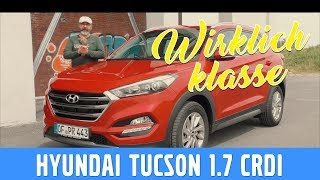 Download 2017 Hyundai Tucson 1.7 CRDi - Test, Review und Fahrbericht / Testdrive - Musik frei Video