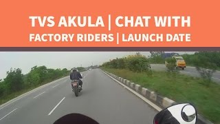 Download TVS Apache RR 310S Akula 310 Caught Testing, Chat with Factory riders | Launch Date | MotoStories Video