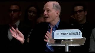 Download Alain de Botton and Steven Pinker debate progress highlights Video