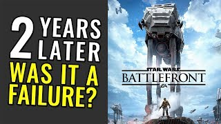 Download Star Wars Battlefront (2015) Two Years Later - Was it a Failure? Video
