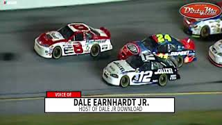 Download Dale Jr. recalls foreshadowing Daytona 500 win in dream Video