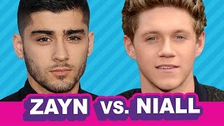 Download Zayn vs. Niall: Best 1D Solo Music Debut (Debatable) Video