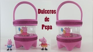Download Como hacer dulceros de Pepa Video