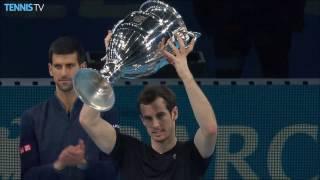 Download Andy Murray v Novak Djokovic Final Highlights: 2016 ATP World Tour Finals Video
