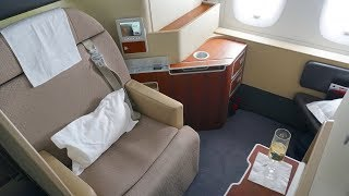 Download Qantas First Class Review - Airbus A380 - QF1 Sydney to London (The Kangaroo Route) Video