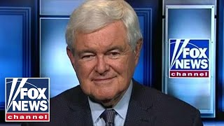 Download Newt Gingrich: Left becoming more willing to destroy system Video