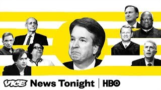 Download Brett Kavanugh Will Face These 4 Big Supreme Court Cases (HBO) Video