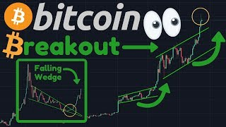 Download $11,800 BITCOIN PARABOLIC!!!   $13,4K   Falling Wedge In Bitcoin Price   Altcoins Bleeding...   Video