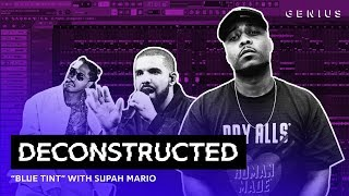 Download The Making Of Drake's ″Blue Tint″ With Supah Mario | Deconstructed Video