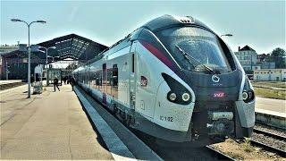 Download New train : SNCF, Coradia Liner - Les Trains Intercités de nouvelle génération Video